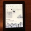 Myydään: kindle paperwhite e-reader