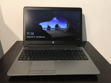 "Selling: 15.6"" HP ProBook 655 G1 - A4-4300M 4GB"