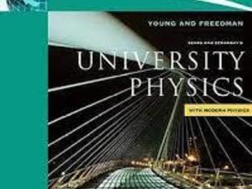 Myydään: University Physics