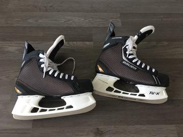 Myydään: Ice skates size 43