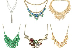 Buy Now: 192 x Women's Upscale/Charming Necklaces 35+ Styles!
