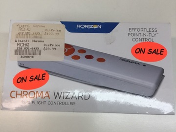 Selling: Horizon Chroma Wizard GPS Flight Controller