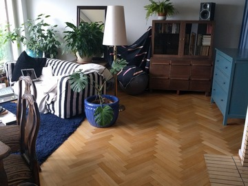Renting out: Room in a shared apt in Lauttasaari from August