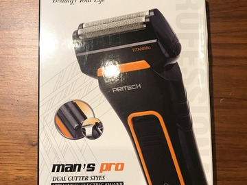 Selling: Mens Shaver Trimmer, partakone