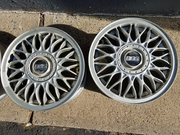 "Selling: 15"" | 5x100 | VW Corrado BBS wheels for sale"