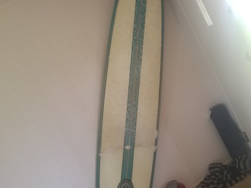 For Rent: Great North Shore Custom Longboard