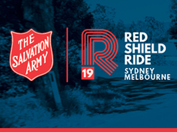 Selling : Silver Sponsor: Red Shield Ride