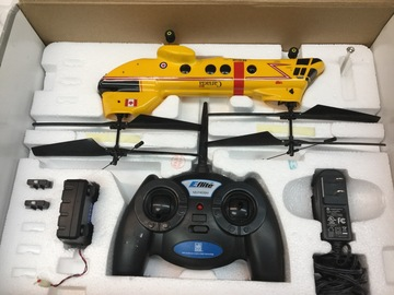 Selling: Used Blade MCX tandem rescue