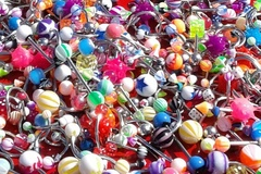 Buy Now: 1000x BODY JEWELRY, Wholesale Belly,Nose,Lip,Tongue,etc @ $0.19ea