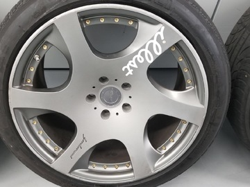 Selling: 20x10.5 | 5x120 | MRR vp3 wheels for sale