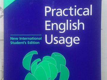 Myydään: Practical English Usage, Michael Swan