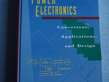 Selling: Power Electronics 2nd ed - Mohan Underland Robbins