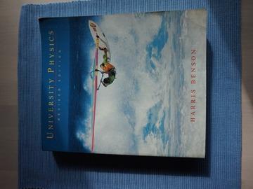 Selling: University Physics revised edition - Harris Benson