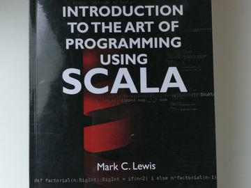 Myydään: Introduction to the Art of Programming Using Scala