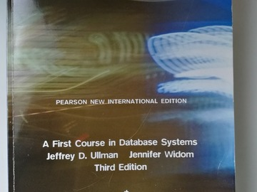 Selling: A First Course in Database Systems, 3rd edition