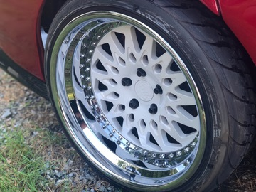Selling: 18x11.5 | 5x114.3 | WCI SA07 wheels for sale