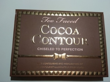 Venta: Cocoa contour TOO FACED