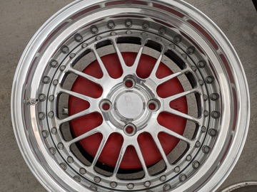 Selling: 17x10.5 | 4x114 | CCW LM16 Pair (2) wheels for sale