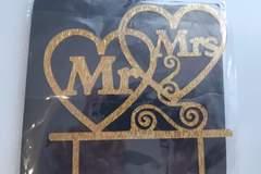 Ilmoitus: Kakkukoriste mr&mrs