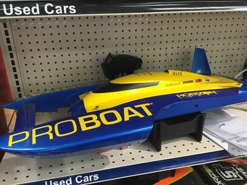 "Selling: Used Horizon Proboat U-19 30"""