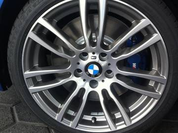 Selling: 19x8.5 | 5x120 | BMW 335i 2014 OEM wheels for sale