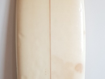 "For Rent: 6' 6"" Old School Surfboard"