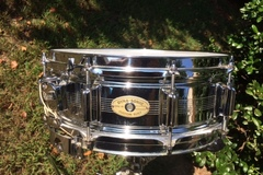 SOLD!: SOLD Rogers  Dynasonic 7 line 5x14 snare drum