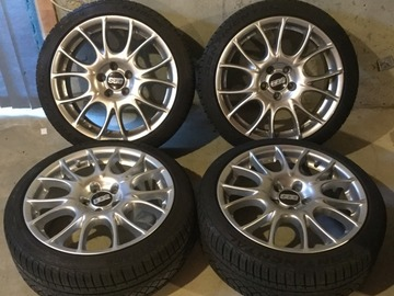 Selling: 18x8 | 5x112 | BBS CK wheels for sale