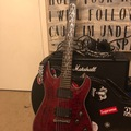 Renting out: Schecter