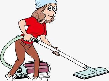 Seeking Support Worker etc.: Female cleaner needed