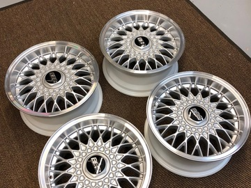Selling: 15x7 | 4x100 | BBS RZ 378 Rare wheels for sale