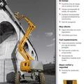 En alquiler: Brazo Articulado Diesel 4x4 - 16m