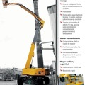 En alquiler: Brazo Articulado Diesel 4x4 - 32m