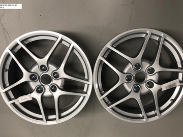 Selling: 19x8 & 19x11 | 5x130 | Porsche Carrera 911 wheels for sale