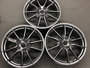 Selling: 20x8.5 & 20x11 | 5x130 | Porsche Carrera wheels for sale