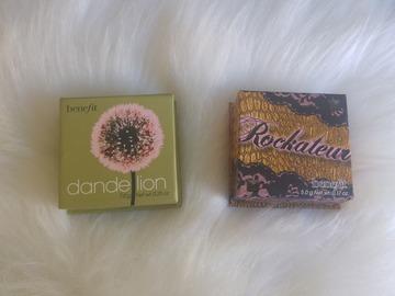 Venta: Dandelion y Rockateur juntos