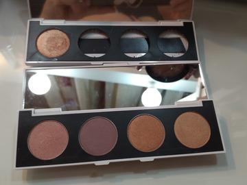 Venta: Paleta makeupgeek y colourpop(incluye las 2 paletas)