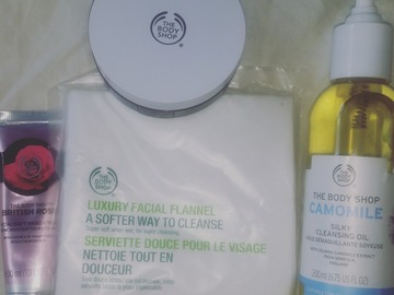 Venta: Aceite The Body Shop