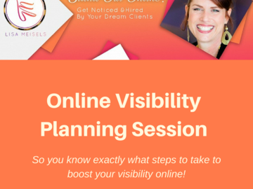 Coaching Session: Online Visibility Planning Session