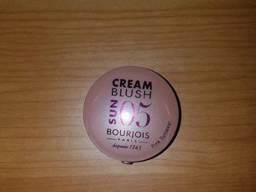 Venta: Colorete en crema Bourjois