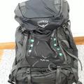 Vuokrataan (yö): Osprey Kyte 66 women's S/M