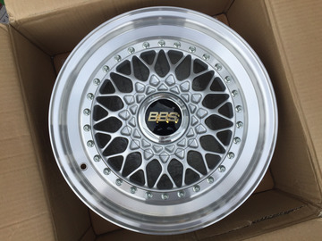 Selling: 16x7 | 4x100 | BBS RS003 wheels for sale