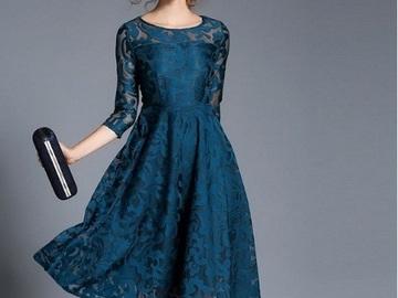 Myydään:  Gorgeous party dress (New, never used)