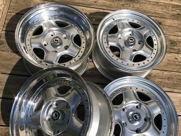 Selling: 15x7 & 15x8 | 5x130 | Schmidt Modern Line wheels for sale