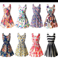 Bulk Lot: Summer Dresses Assorted (80 units)
