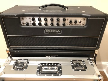 Renting out: Mesa Boogie Lonestar v2 + Cab