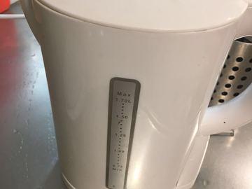 Myydään: electric kettle