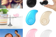 Bulk Lot: 100x Units Wireless Earphone Mini S530 Bluetooth Headphone