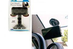 Bulk Lot: 24x Car Cell Phone Holder Suction Mount Liquidation Lot