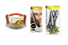 Bulk Lot: Assorted Kitchen Knives and Tools Liquidation Lot 36 Units